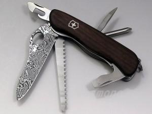ビクトリノックス ダマスカスナイフ2012
