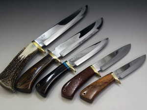 西田刃物工房 大祐作 本鍛造ナイフ