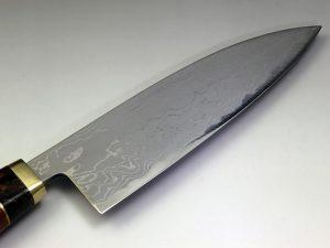 大祐作 白1号本割込 多層鋼フルカスタム牛刀170